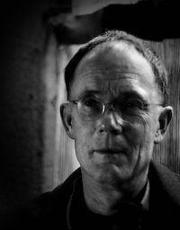 William Gibson Portrait